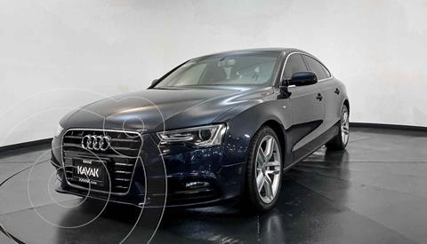 Audi A5 Sportback 2.0T Luxury Multitronic usado (2014) color Azul precio $337,999