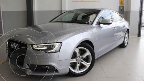 Audi A5 Sportback 1.8T Luxury Multitronic usado (2016) color Plata precio $310,000