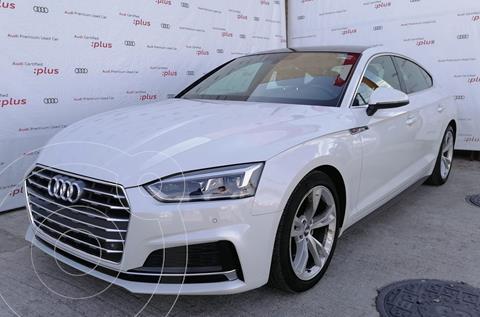 Audi A5 Sportback 2.0T S-Line (190Hp) usado (2019) color Blanco precio $639,000