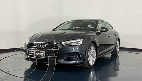 Audi A5 2.0T Select (190Hp) usado (2018) color Gris precio $569,999