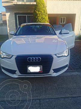 Audi A5 Cabriolet 1.8T usado (2014) color Blanco Glaciar precio $250,000