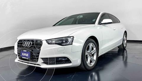 Audi A5 Sportback 1.8T Luxury Multitronic usado (2013) color Blanco precio $279,999