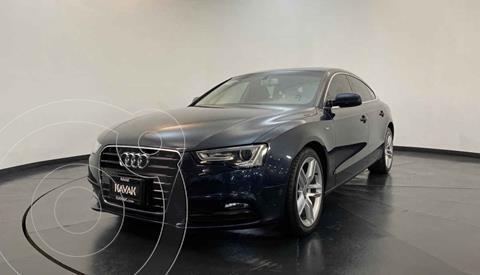 Audi A5 Sportback 2.0T Luxury Multitronic usado (2014) color Azul precio $322,999