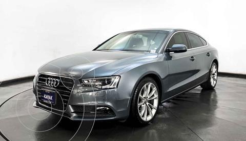 Audi A5 Sportback 2.0T Luxury Multitronic usado (2014) color Gris precio $327,999