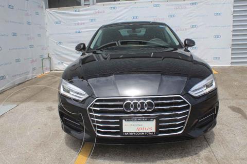 Audi A5 2.0T Select (190Hp) usado (2018) color Negro precio $480,000