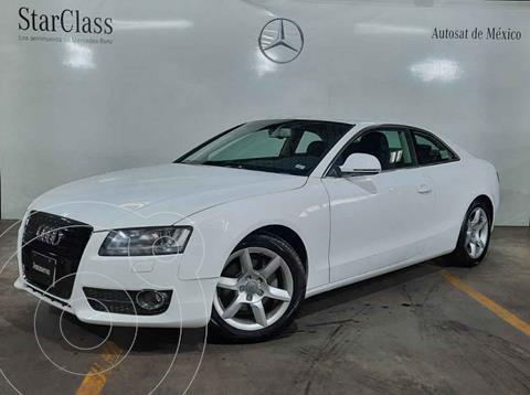 Audi A5 3.2L Elite usado (2009) color Blanco precio $251,900