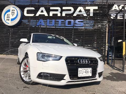 Audi A5 Sportback 2.0T Luxury Multitronic usado (2014) color Blanco precio $329,000