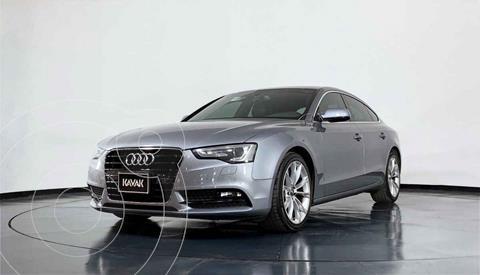 Audi A5 2.0T Luxury Multitronic (211Hp) usado (2016) color Plata precio $486,999