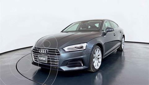 Audi A5 Sportback 2.0T Select (190Hp) usado (2018) color Gris precio $572,999