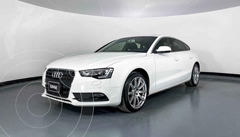 Audi A5 Sportback 1.8T Luxury Multitronic usado (2014) color Blanco precio $284,999