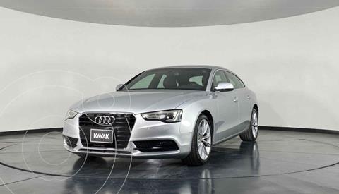 Audi A5 Sportback 1.8T Luxury Multitronic usado (2013) color Cafe precio $279,999