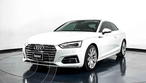 Audi A5 2.0T Select (190Hp) usado (2018) color Blanco precio $529,999