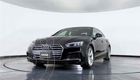 Audi A5 Sportback 2.0T S-Line (190Hp) usado (2018) color Blanco precio $572,999