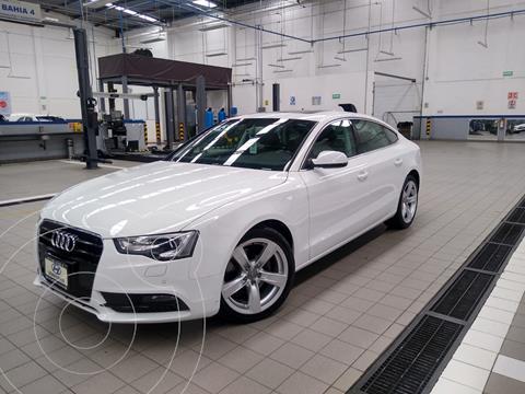 Audi A5 Sportback 2.0T Luxury Multitronic usado (2013) color Blanco precio $295,000
