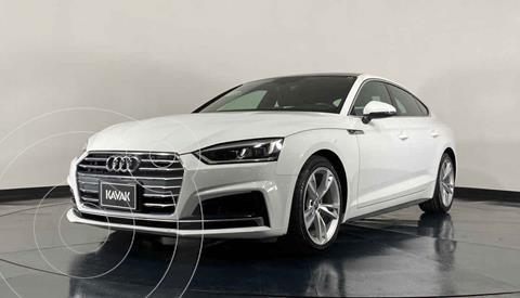 Audi A5 2.0T S Line Quattro usado (2018) color Blanco precio $597,999