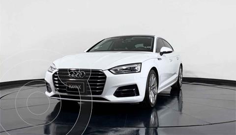 Audi A5 Sportback 2.0T Select (190Hp) usado (2019) color Blanco precio $624,999
