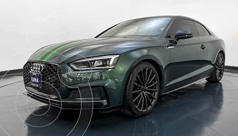 Audi A5 2.0T Elite (252Hp) usado (2018) color Gris precio $539,999