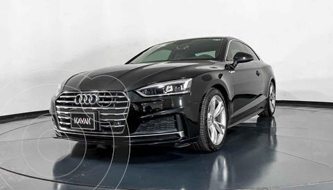 Audi A5 Sportback 2.0T S-Line (190Hp) usado (2018) color Gris precio $484,999