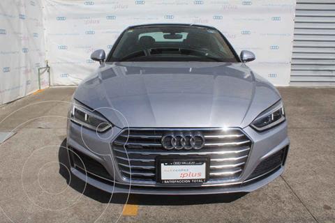 Audi A5 2.0T S Line Quattro usado (2018) color Plata precio $610,000