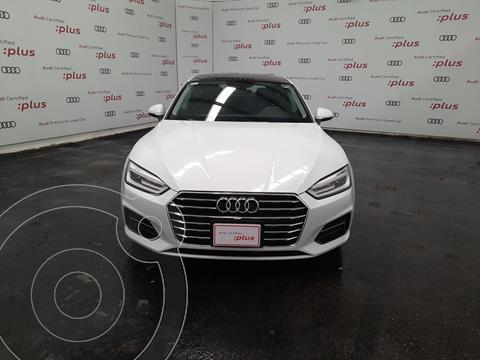 Audi A5 2.0T Select (190Hp) usado (2019) color Blanco precio $550,000