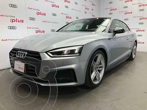 Audi A5 2.0T S Line Quattro usado (2018) color Plata precio $605,000
