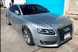 Audi A5 2.0T Luxury S-Tronic Quattro usado (2010) color Plata precio $185,000
