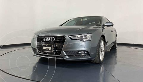Audi A5 2.0T Luxury Multitronic (211Hp) usado (2015) color Gris precio $364,999