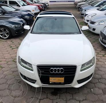 Audi A5 2.0T Luxury Multitronic (211Hp) usado (2011) color Blanco precio $220,000