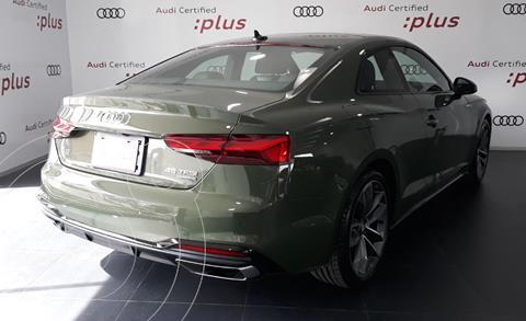 Audi A5 45 TFSI S-Line usado (2021) color Verde precio $1,013,850