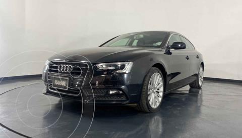 Audi A5 Sportback 1.8T Luxury Multitronic usado (2014) color Negro precio $307,999