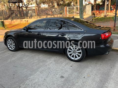 Audi A6 3.0 T FSI S-Tronic Quattro usado (2013) color Gris Dakota precio u$s30.000