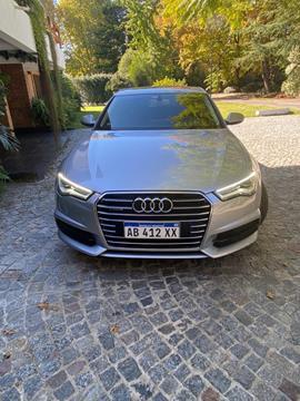 Audi A6 3.0 T FSI S-Tronic Quattro usado (2017) color Gris Quarzo precio u$s50.000