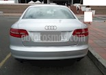Audi A6 2.0L FSI Multitronic usado (2011) color Plata precio $35.000.000