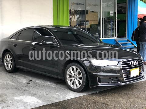 foto Audi A6 1.8L S-Tronic Ambition  usado (2016) color Negro precio $78.500.000