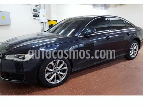 Audi A6 1.8L TFSI ST Ambition usado (2016) color Azul precio $75.000.000