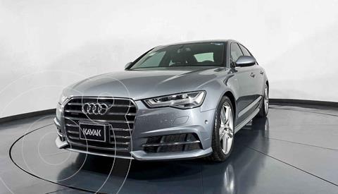Audi A6 3.0 TFSI S Line (333hp) usado (2018) color Gris precio $729,999