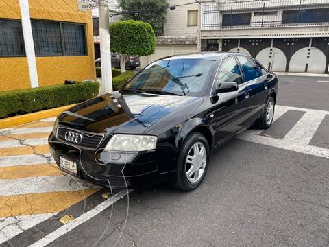 Audi A6 2.8 V6 Tiptronic Quattro usado (2001) color Negro precio $109,900
