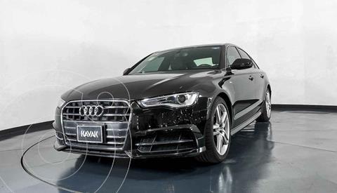 Audi A6 2.0 TFSI S Line (252hp) usado (2017) color Blanco precio $504,999