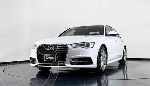 Audi A6 2.0 TFSI S Line (252hp) usado (2016) color Blanco precio $437,999
