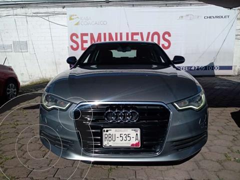 Audi A6 3.0 Elite Tiptronic Quattro usado (2012) color Plata Dorado precio $285,000