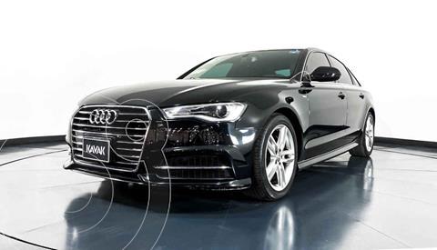 Audi A6 2.0 T FSI Elite Multitronic (180hp)  usado (2016) color Negro precio $359,999