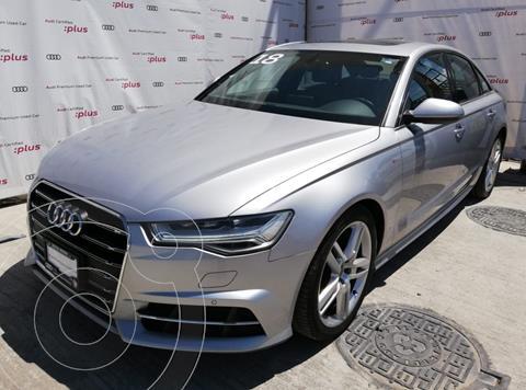 Audi A6 3.0 Elite Tiptronic Quattro usado (2018) color Plata Dorado precio $690,000