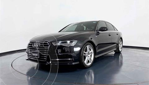 Audi A6 2.0 TFSI S Line (252hp) usado (2016) color Blanco precio $469,999
