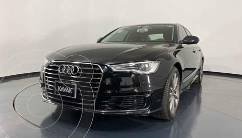 Audi A6 1.8 TFSI Luxury (190hp) usado (2016) color Negro precio $349,999