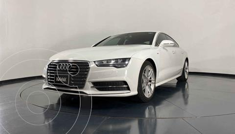 Audi A7 2.0T S Line (252hp) usado (2016) color Blanco precio $504,999