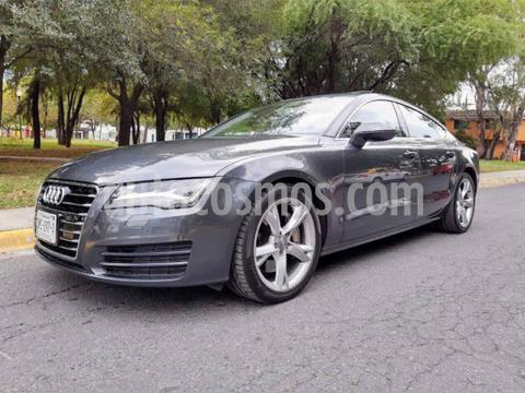 Audi A7 3.0T S Line (333hp) usado (2014) color Gris precio $430,000