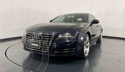 Audi A7 3.0T Elite (333hp) usado (2012) color Cafe precio $347,999