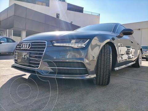 Audi A7 3.0T S Line (333hp) usado (2016) color Gris Ocaso precio $549,000