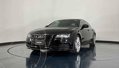 Audi A7 3.0T S Line (333hp) usado (2013) color Blanco precio $389,999