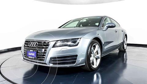 Audi A7 3.0T Elite (333hp) usado (2014) color Gris precio $419,999